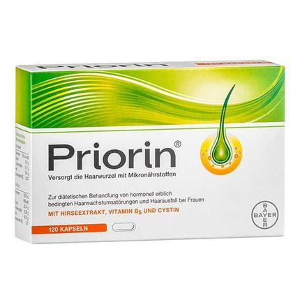 Priorin 120 капсул